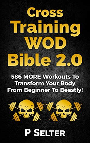 cross workouts book bundle books cross wod bible 2 0 586 more workouts to