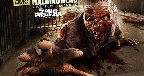 the walking dead cuarta temporada cuando se estrena la zona prohibida the walking dead 4 temporada quot veremos
