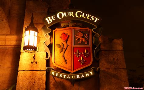 be our guest restaurant nighttime photograph of the be