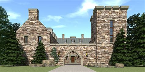 scottish castle house plans scottish highland castle 44071td architectural designs house plans