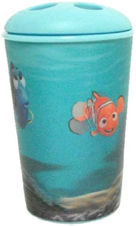 finding nemo bathroom sets finding nemo holographic toothbrush holder kids bath accessories