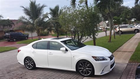 lexus gs350 f sport lowered modded 2014 gs 350 f sport on rsr clublexus