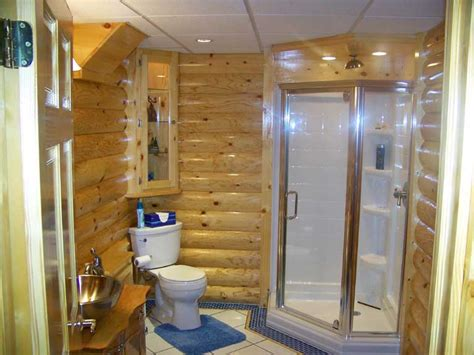 cave bathroom ideas rustic cave build your own log cabin cave