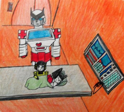 my is lethargic and not himself sick sideswipe worried sunstreaker medic ratchet by batman91939 on deviantart