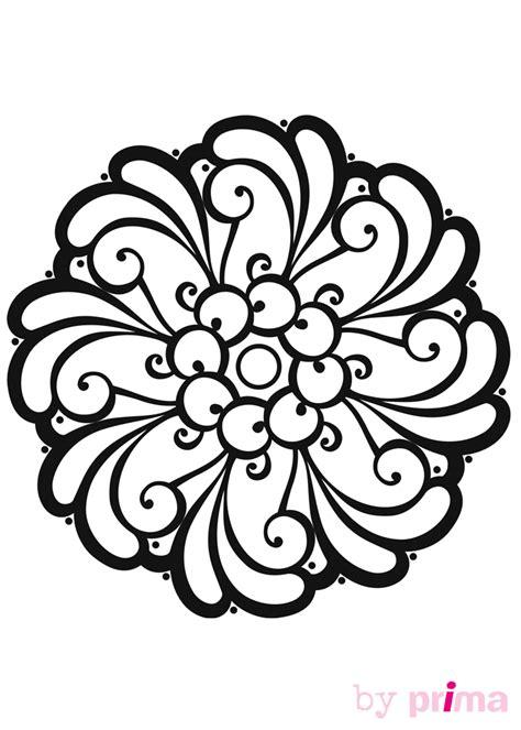 100 Dessins De Coloriage Fleur Facile 224 Imprimer