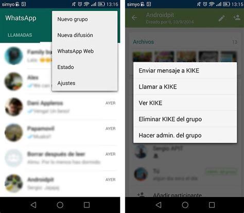 trucos para whatsapp las conversaciones y chats tuexpertoappscom los 30 trucos imprescindibles de whatsapp androidpit