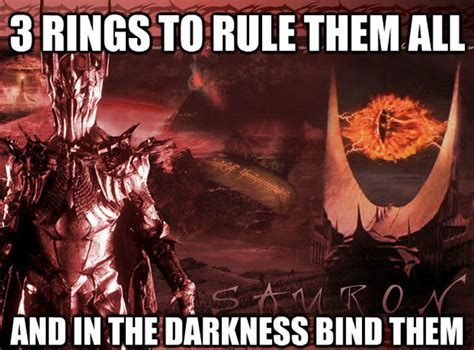 One Ring To Rule Them All Meme - romney s binders full of women gaffe sparks instant