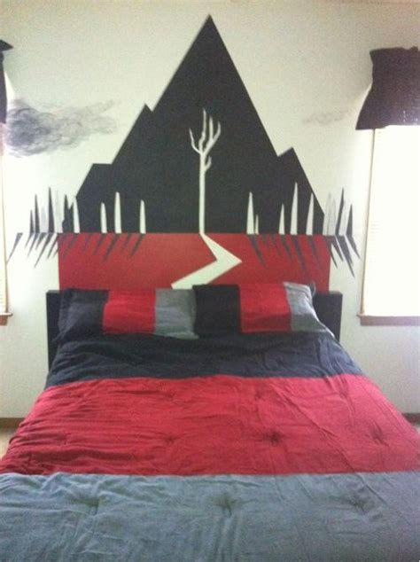 sleeping with sirens comforter with ears to see and eyes to hear album cover wall