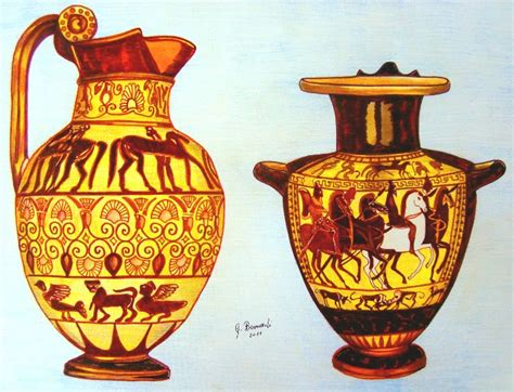 vasi etruschi prezzi vaso greco etrusco vendita quadro pittura artlynow