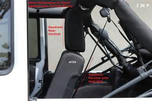 innovative jk products rear seat recline kit jkowners