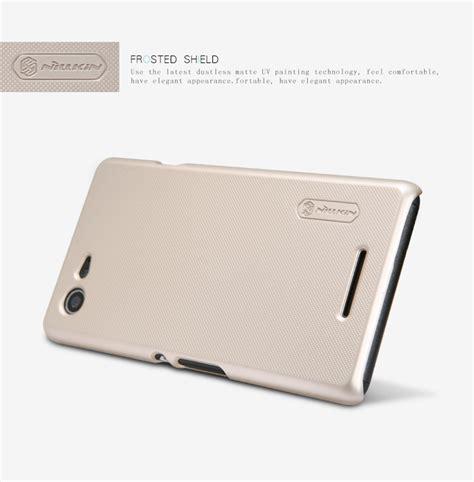 Hardcase Nillkin Nokia Xl Frosted Original Bonus Anti Gores nillkin sony xperia e3 bonus anti gores casingcoverhape