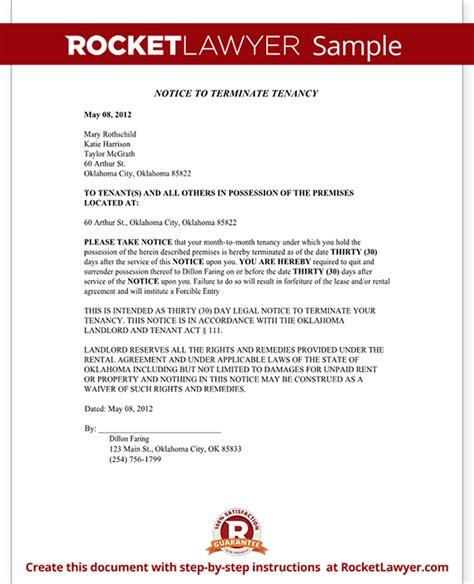 printable eviction notice oklahoma eviction notice oklahoma notice to quit in oklahoma