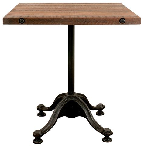 Indoor Bistro Table V42 Bistro Table Small Eclectic Indoor Pub And Bistro Tables By Inmod