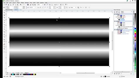 corel draw tutorials transparency tool