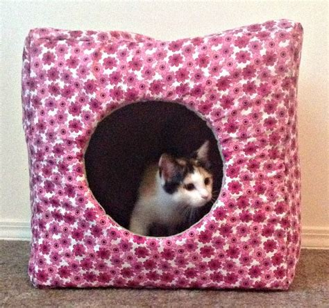 diy cat beds 16 diy dog bed projects diy cat houses that are the cat