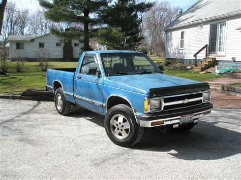 chevy s10 bed size lone wolf s 1992 chevrolet s10 regular cab short bed in somewhere