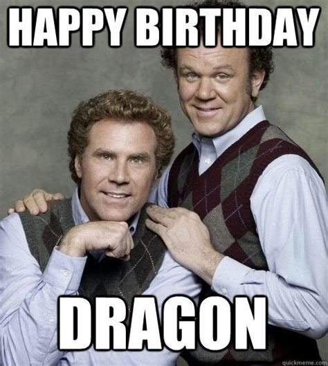 Step Brothers Meme - 86 best birthday memes images on pinterest