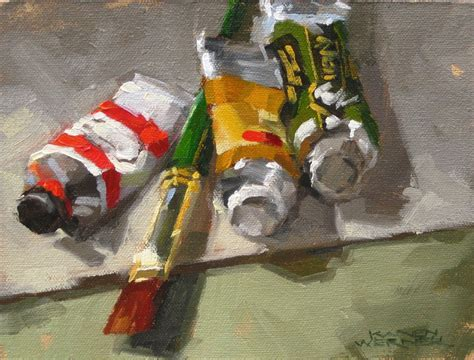 Painting Supplies by Werner Brushes An