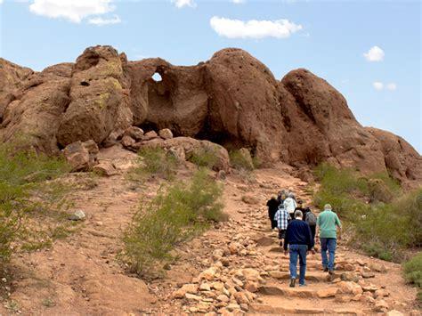 phoenix azs hole   rock hiking trail loop  easy