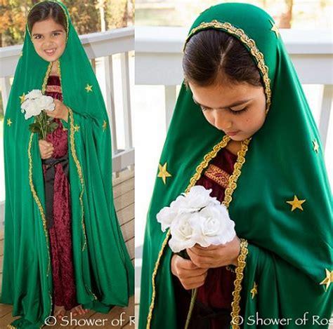imagenes de vestuario virgen maria disfraz de virgen mar 237 a casero para navidad 2013