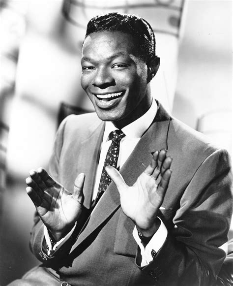 Mat King Cole by A Photo Of Nat King Cole By Michael Ochs Mtv
