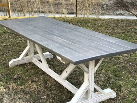 fancy x farmhouse bench ana white fancy x farmhouse table diy projects