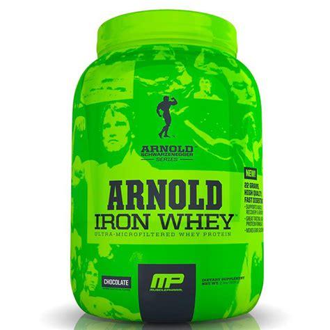 Iron Whey arnold iron whey 908 g nutrigym