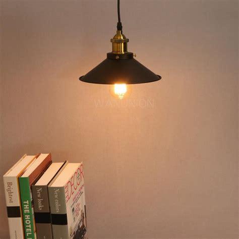 Diy Ceiling Light Shades Vintage Retro Industrial Metal Diy Loft Ceiling Pendant
