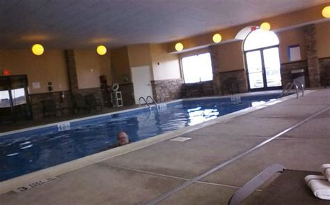 indoor pool picture of vernon downs hotel vernon