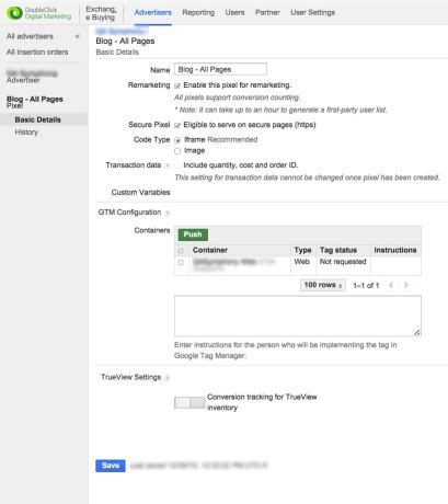 bid manager getting started with doubleclick bid manager ppc