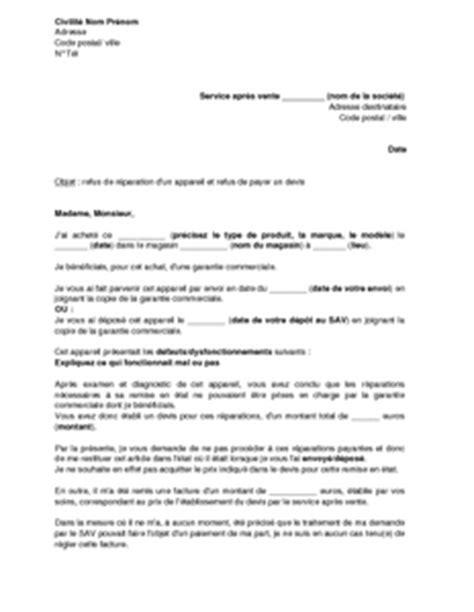 Modèles De Lettre De Prise En Charge Lettre De Contestation Du Refus De La Prise En Charge Pour