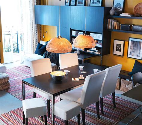 Dining Room Ideas Ikea Beautiful Ikea Dining Room Design Ideas Cool Living Modern