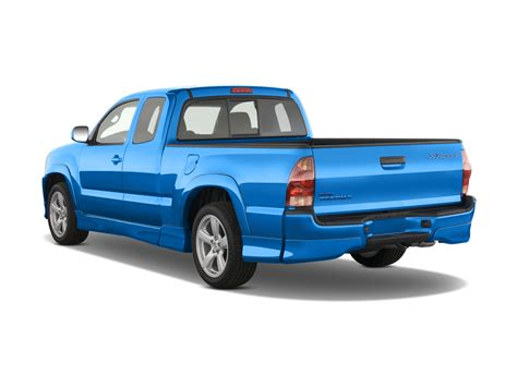 2008 toyota tacoma reviews and rating motor trend