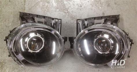 Lu Hid Nissan Juke hid illusionz nissan juke mormoto mini h1 orbit hid retrofit projector headlights