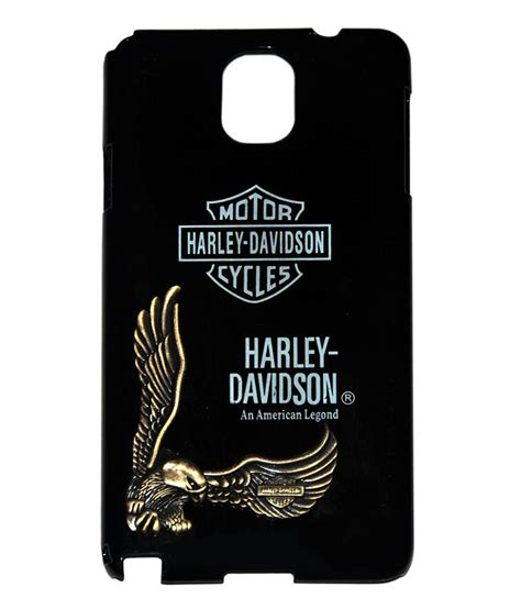 Harley Davidson Time Premium s t premium harley davidson metal logo back cover for samsung galaxy note 3 buy s t