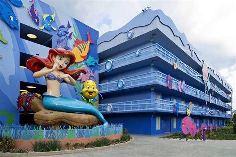 walt disney world resort disney of animation resort the mermaid