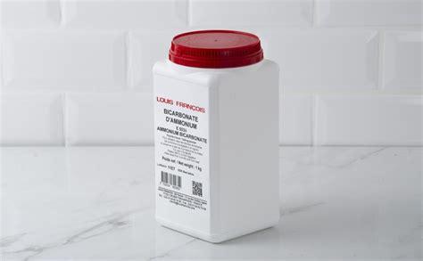 bicarbonate d ammonium cuisine bicarbonate d ammonium 1 kg colichef