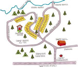 cgrounds map c namekagon cground and rv park cing csite
