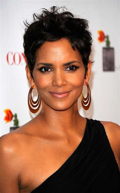 how to get halle berrys pixie cut halle berry pixie cuts short hairstyles 2017 2018