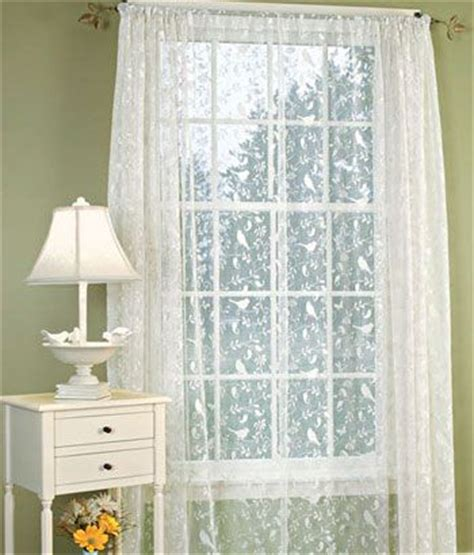 bird lace curtains 17 best images about window treatments on pinterest