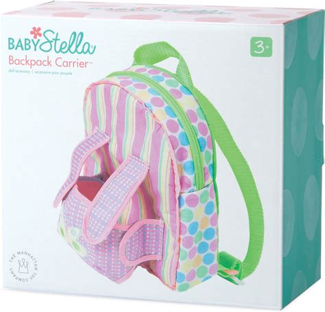 stella baby carrier by manhattan on barstons childs play