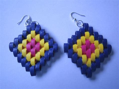 Buy Handcrafted Jewelry - buy handmade jewelry paper quilling earrings