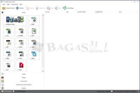 format factory download bagas format factory 3 9 5