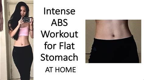 workout for flat stomach at home 28 images 25 best abs