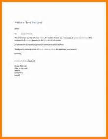 rent increase letter template 10 notice of rent increase letter sle resumed