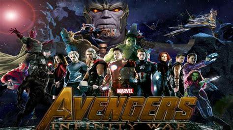 epic film part 1 avengers infinity war epic trailer fan made youtube