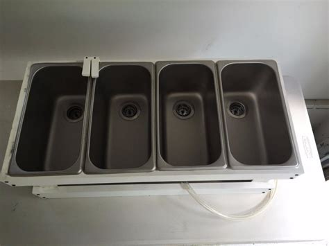 portable concession sink for sale 4 compartment bar sink for sale classifieds