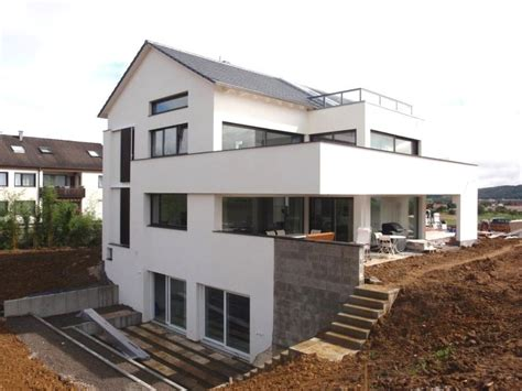 Haus Bauen In Hanglage 4070 by Die Besten 25 Mehrfamilienhaus Bauen Ideen Auf