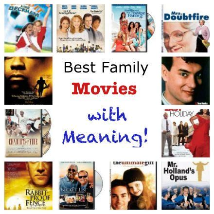 family movies top 10 best family movies with meaning mothers common