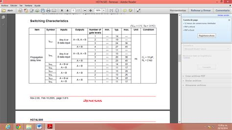 Han Yu Tb 11 Wb 11 circuitos integrados ttl y cmos comparador de magnitud equipo quot d quot